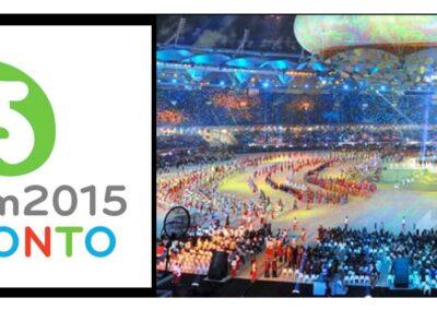 Pan Am 2015 Toronto