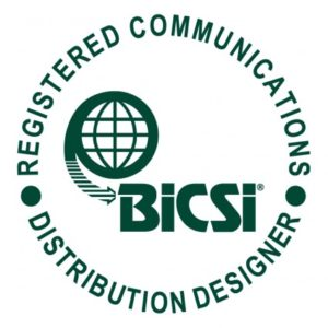 BICSI Registered Communicaiton Distribution Designer