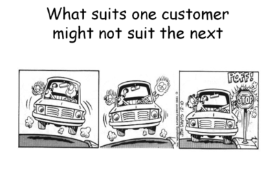 Client Fulfillment – Friday Cartoon #7