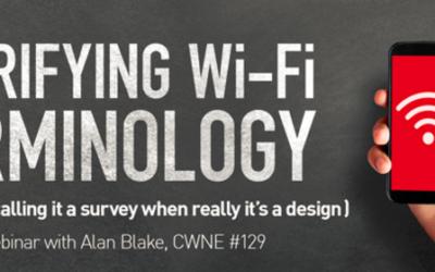 Rewiring our Wi-Fi Terminology