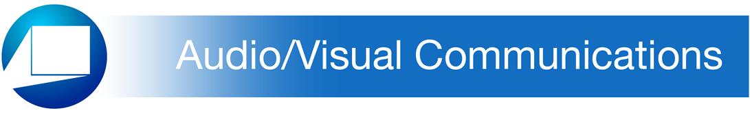 Audio Visual Communications