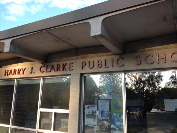 HPEDSB Harry J. Clarke Public School