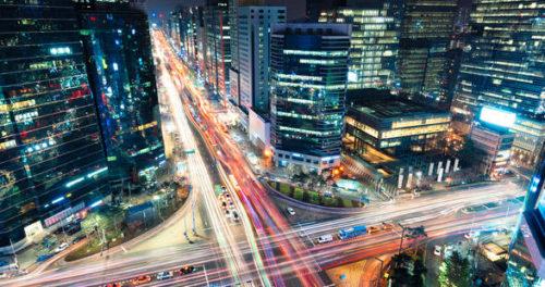 Power grid, city trafic